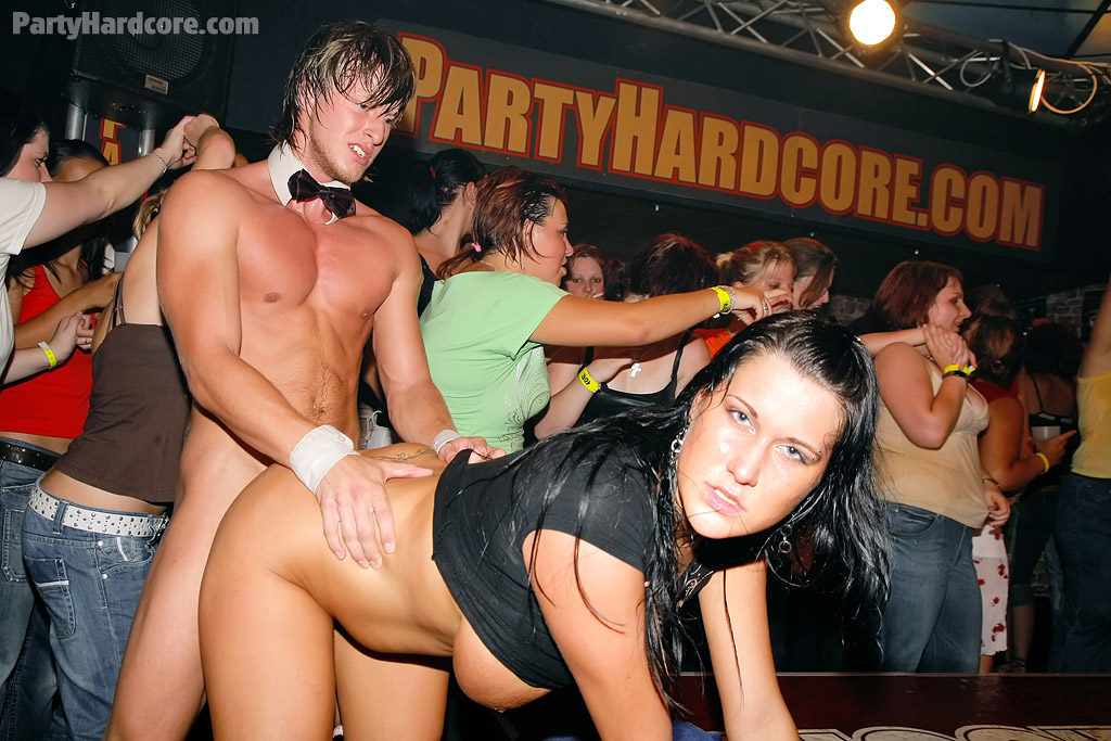 sex Drunk party stripper