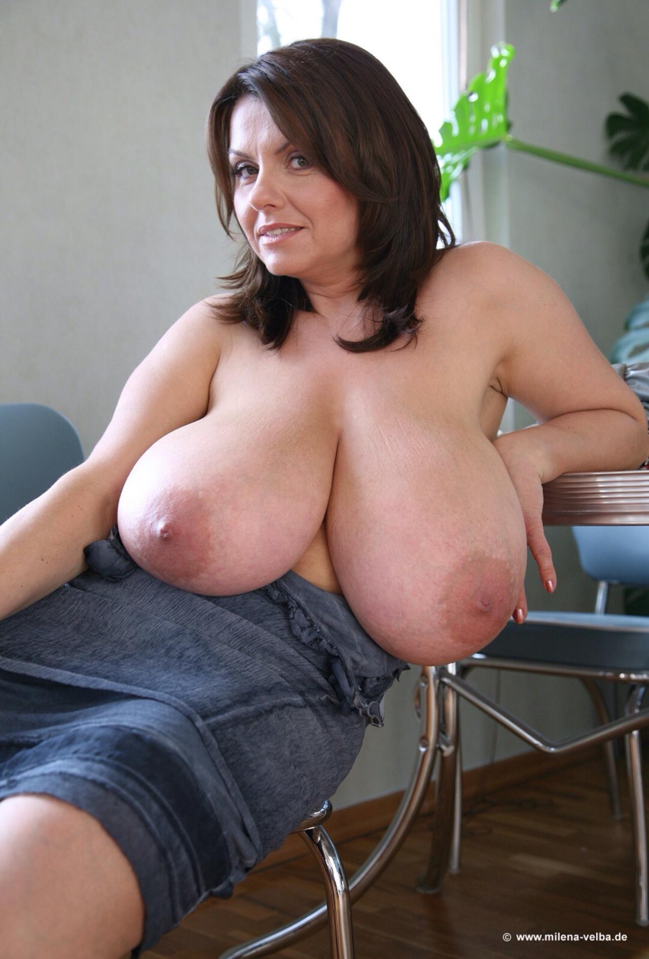 Milena velba pussy