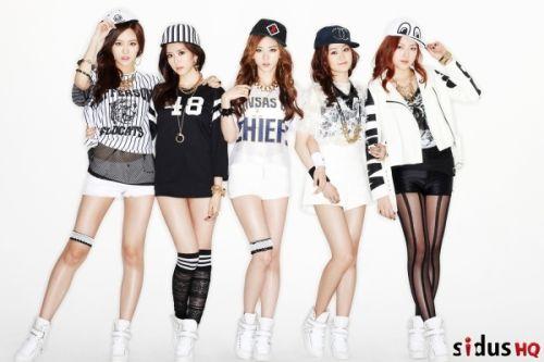 groups Korean kpop girl