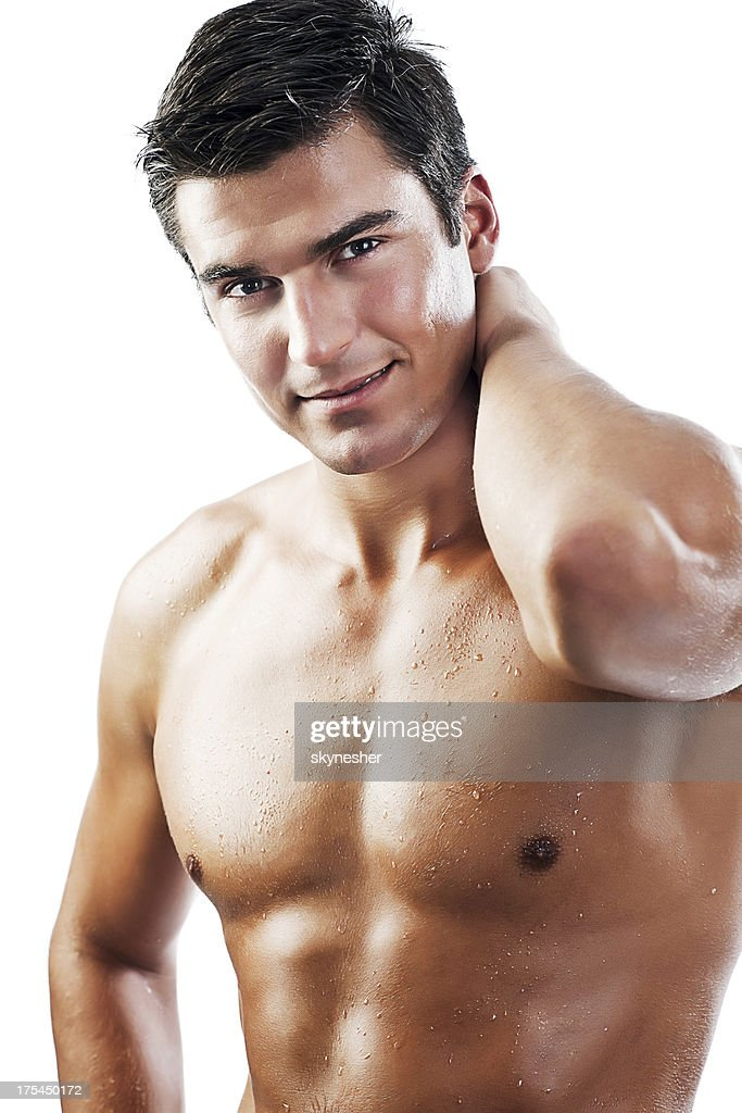 Sexy muscular men naked
