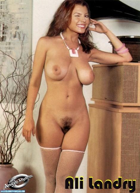 Ali landry fake nudes