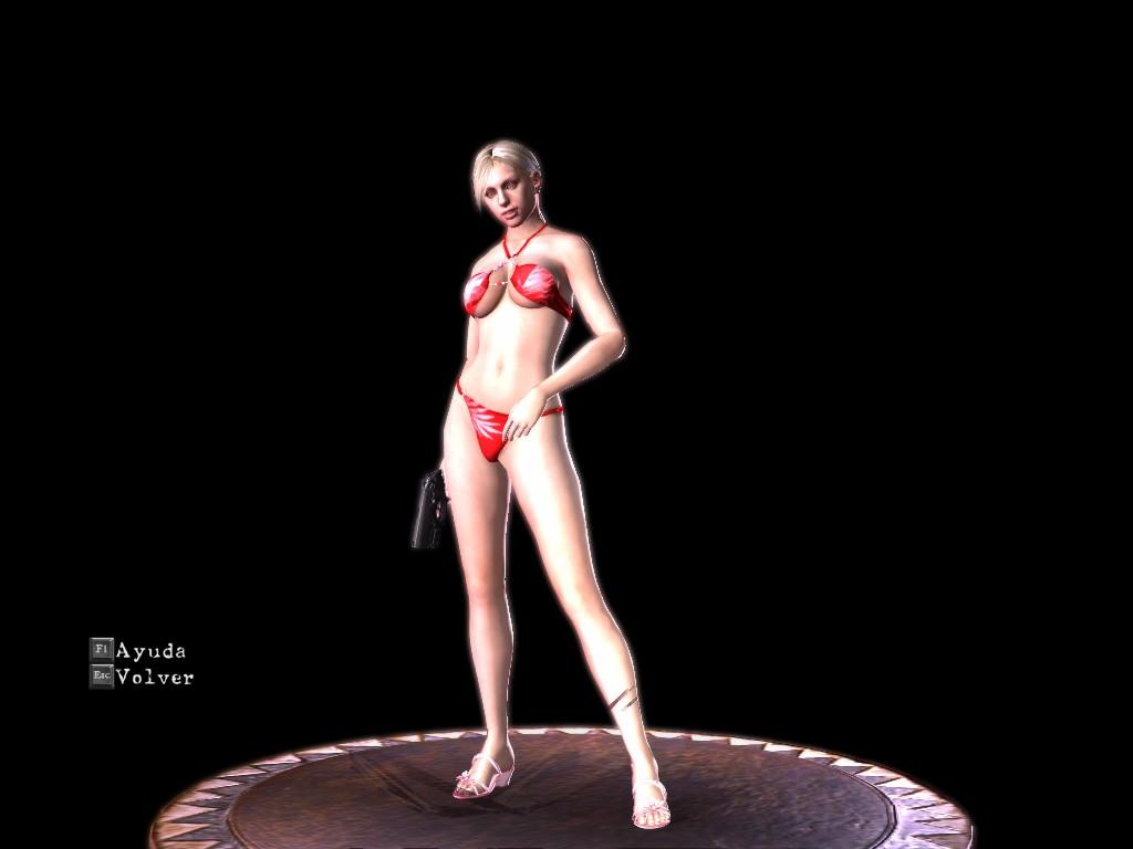Jill valentine sexy