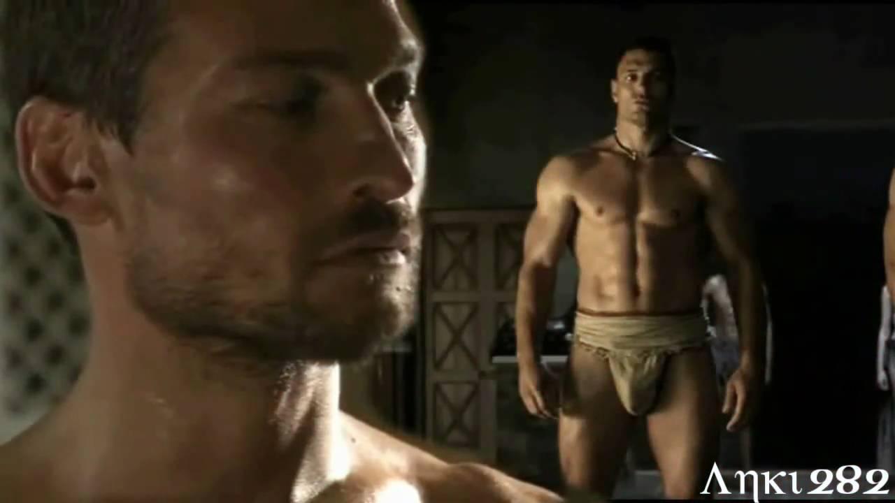 Spartacus gay scene