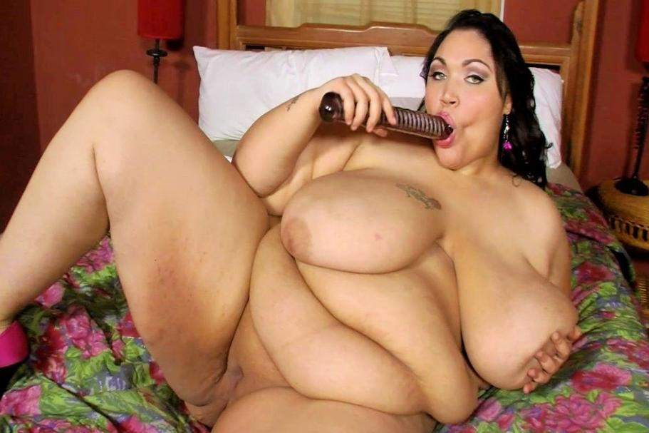Asian girl swallowing bbc nut