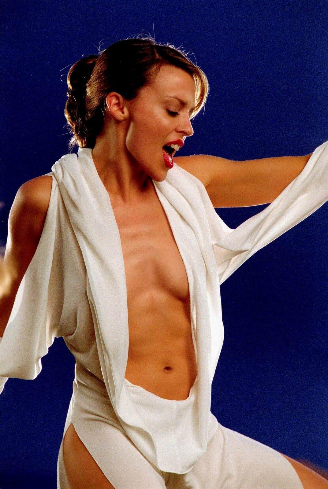 Kylie minogue nude