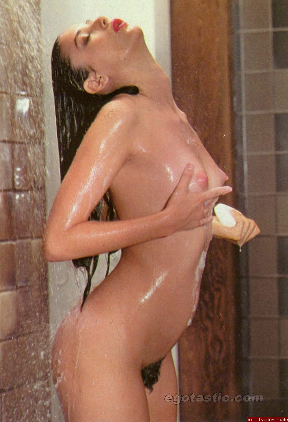 uncensored nude Demi moore
