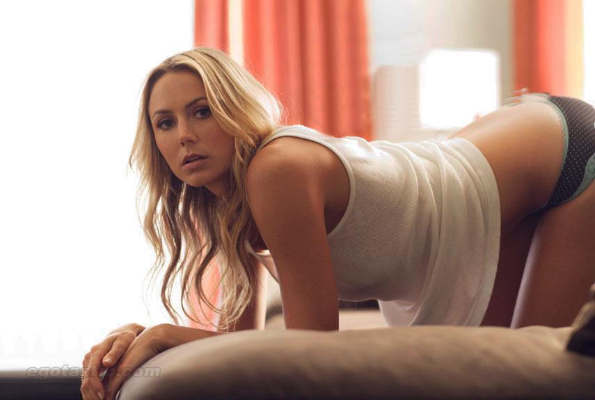 stacy keibler porno erotična lezbijska šprica