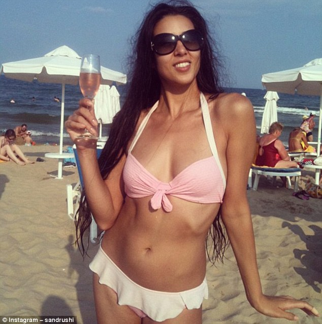 Hot bulgarian girls on beach