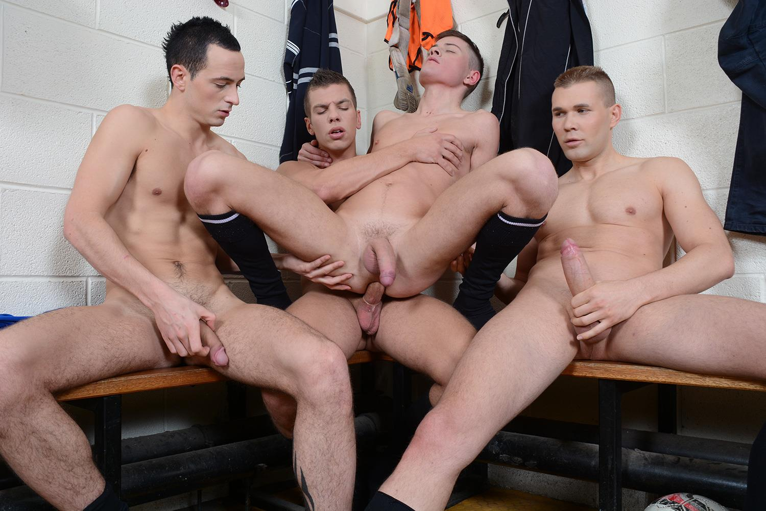 porn Gay group sex