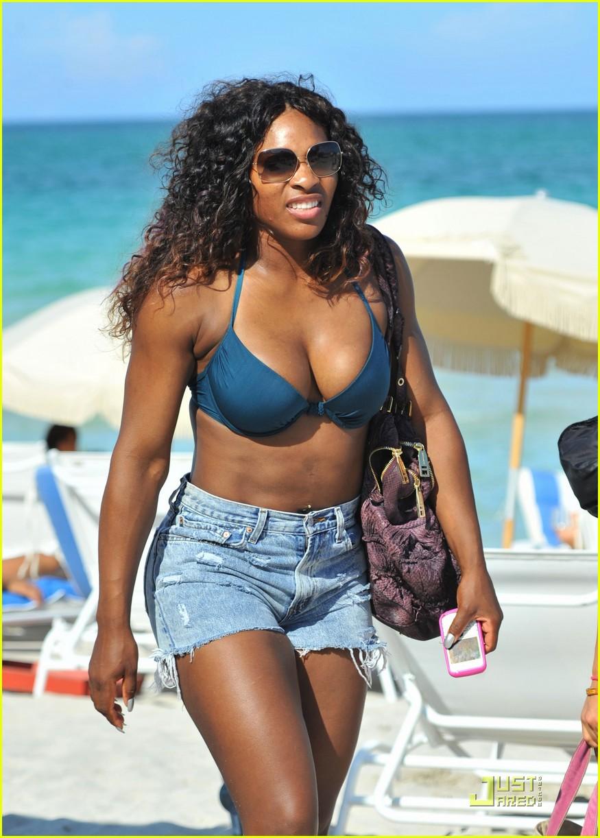 body Serena williams hot