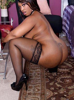 porn Black stockings