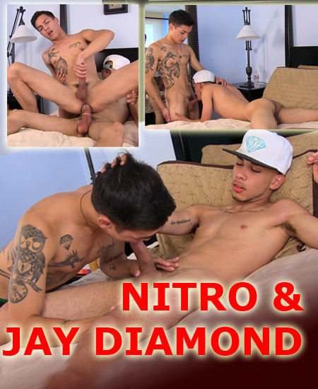 Latin boyz jay diamond nitro