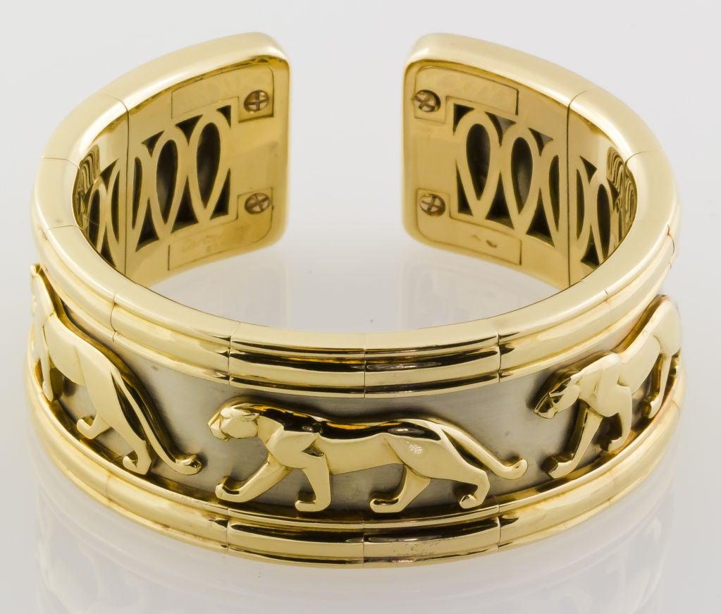 Cartier cuff bracelet vintage