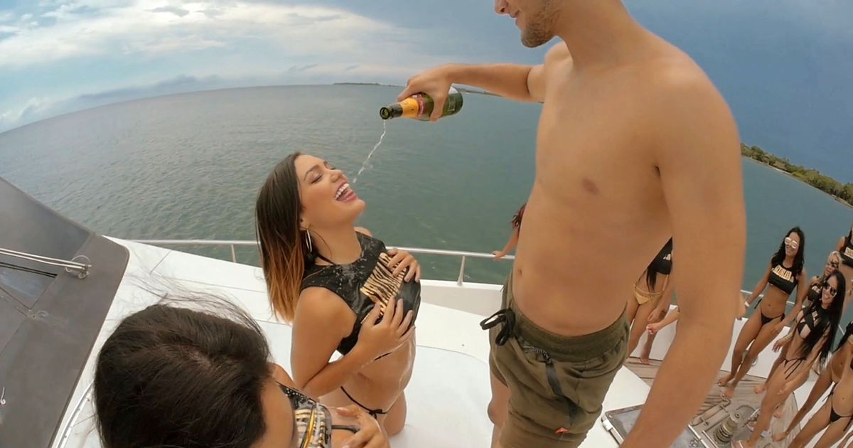 Nude tropical island sex