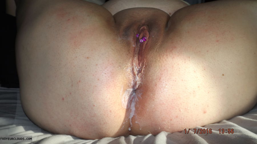 Wet and meaty pussy