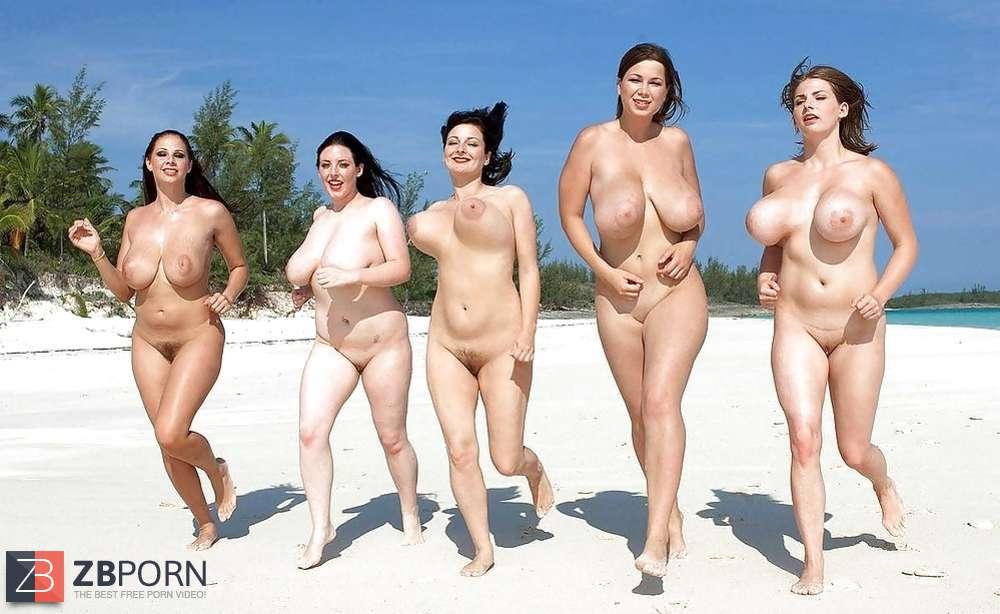nude bbw women Group