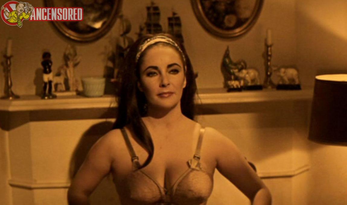 Elizabeth taylor nude naked