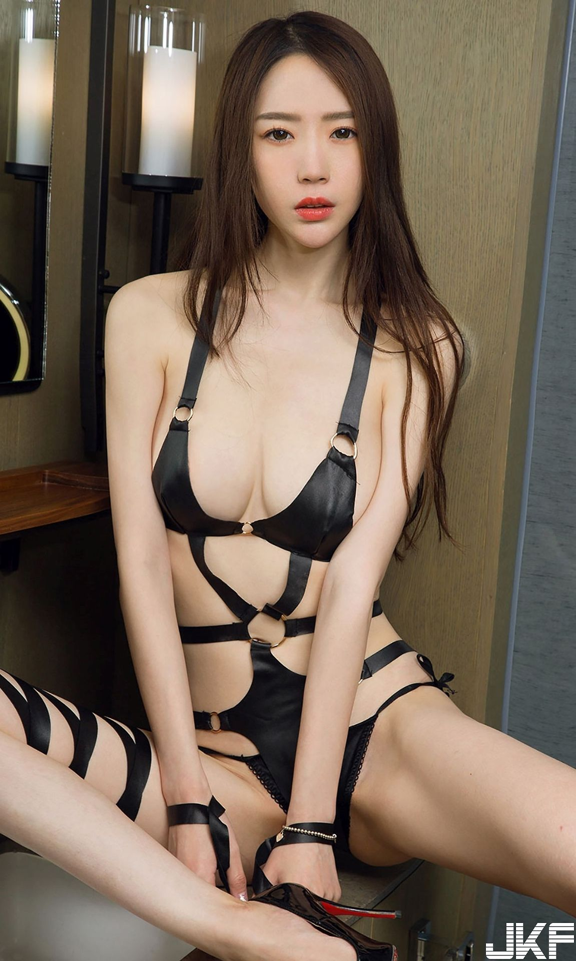 Asian gravure models