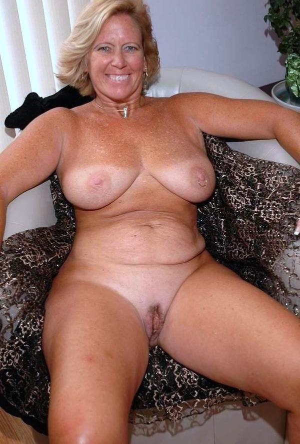 tan nude Older women