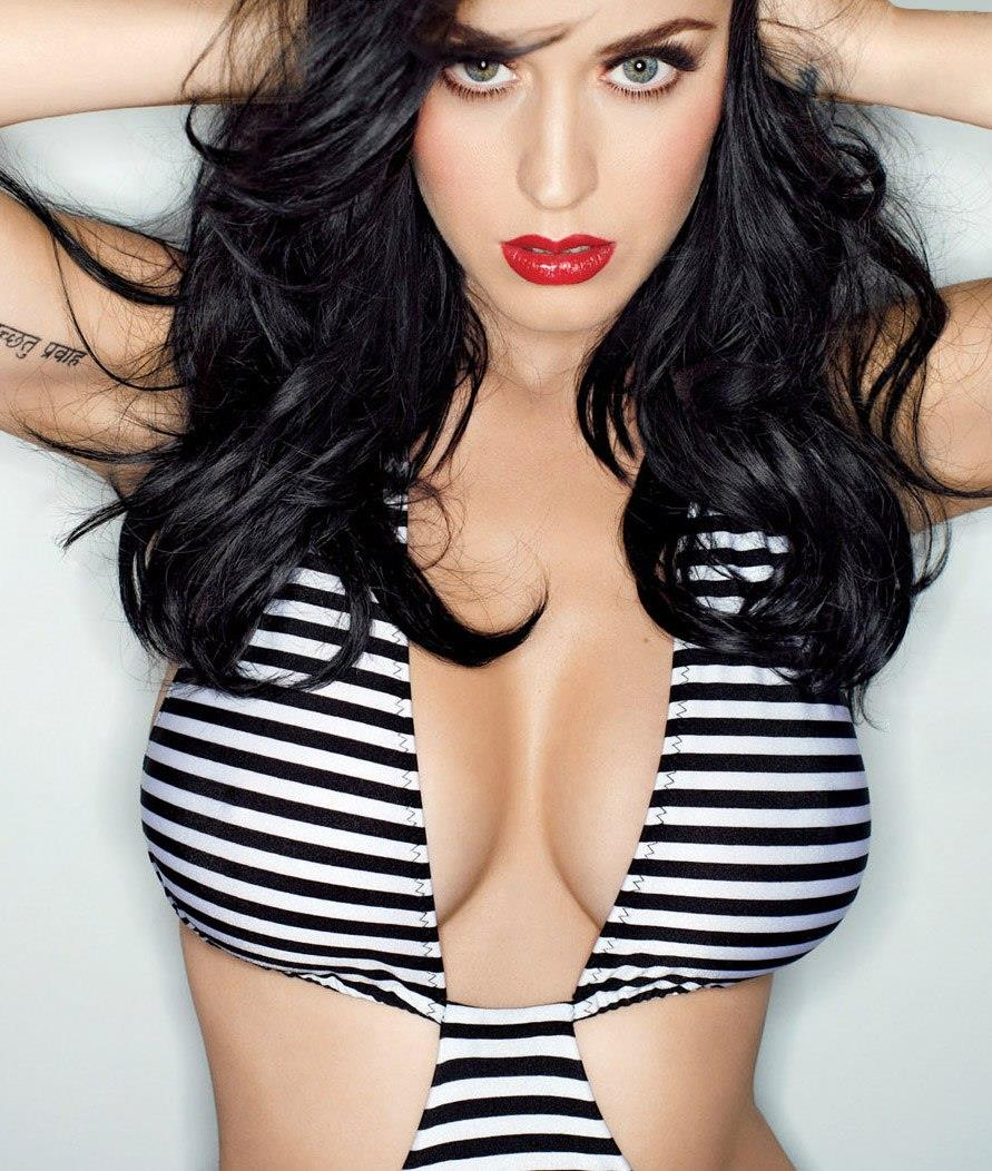 perry hot Katy