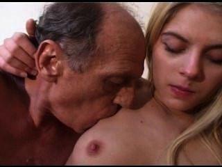 Hot girl old man porn