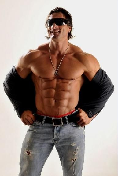 muscle Daniel morocco