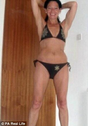 Fat amateur mature housewife