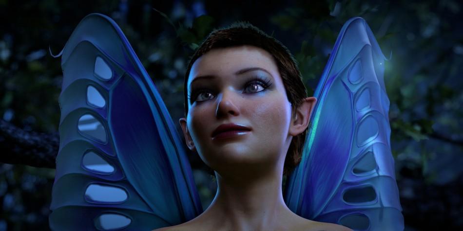 Nvidia fairy dawn nude mod video