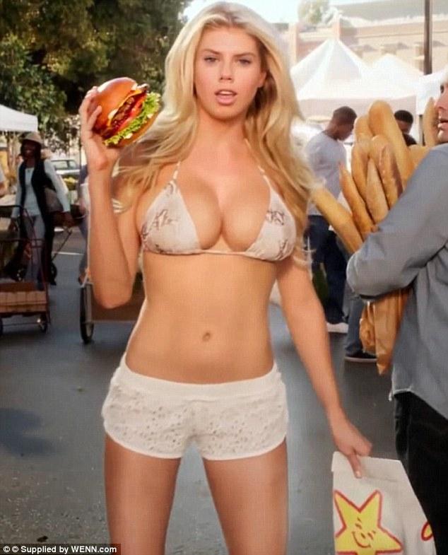 Charlotte mckinney naked milf tits