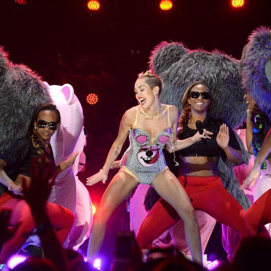 cyrus vma Miley