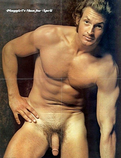 Playgirl magazine male nude models