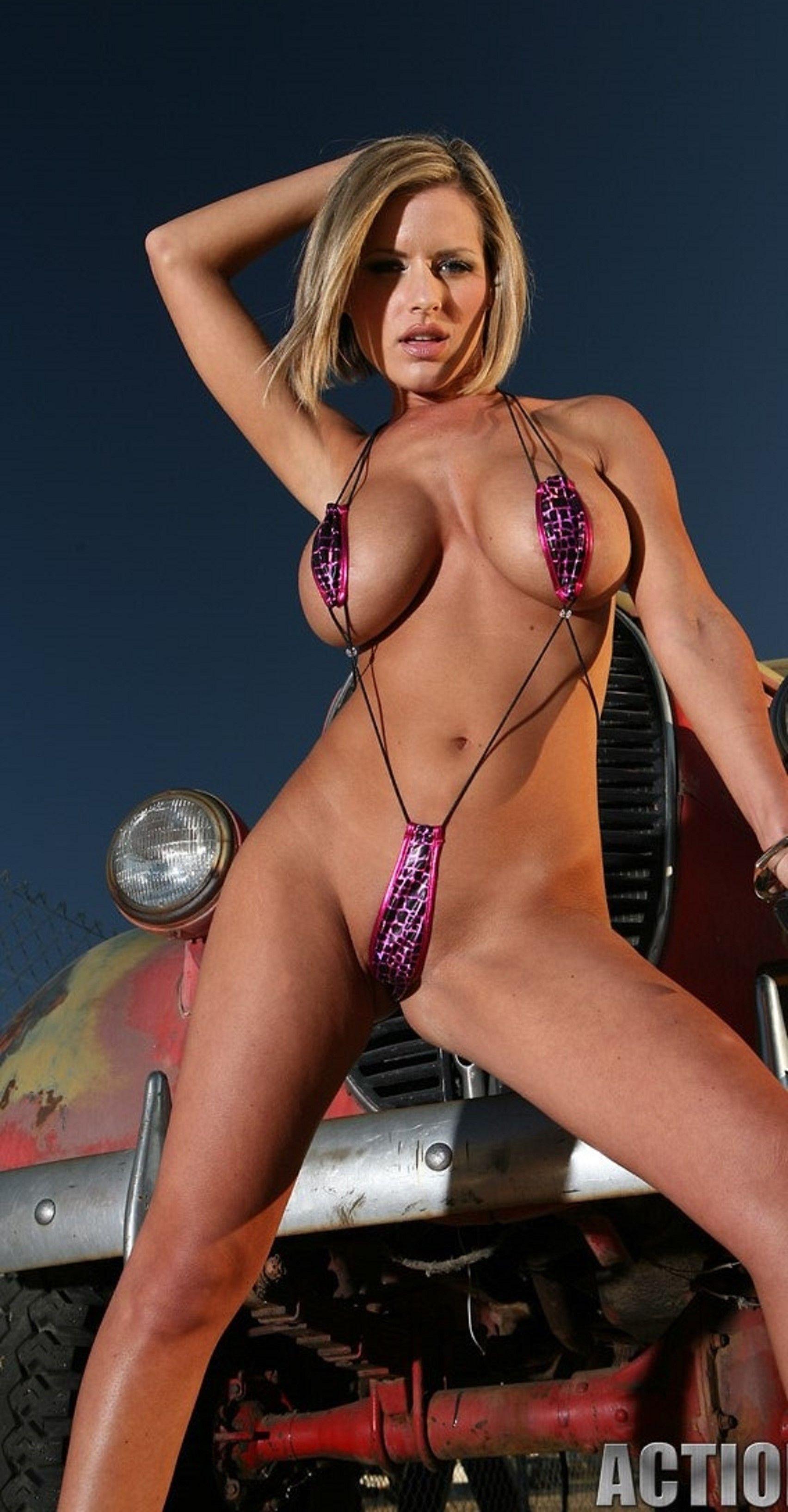 Jenny p bikini girl