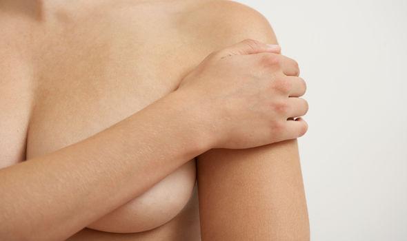 Long saggy pendulous boobs