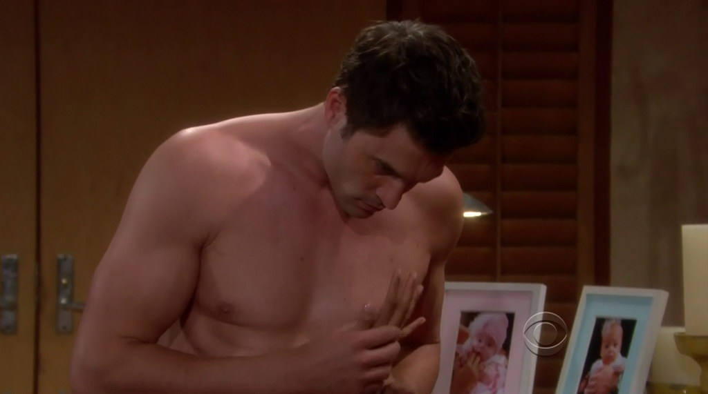 Daniel goddard shirtless