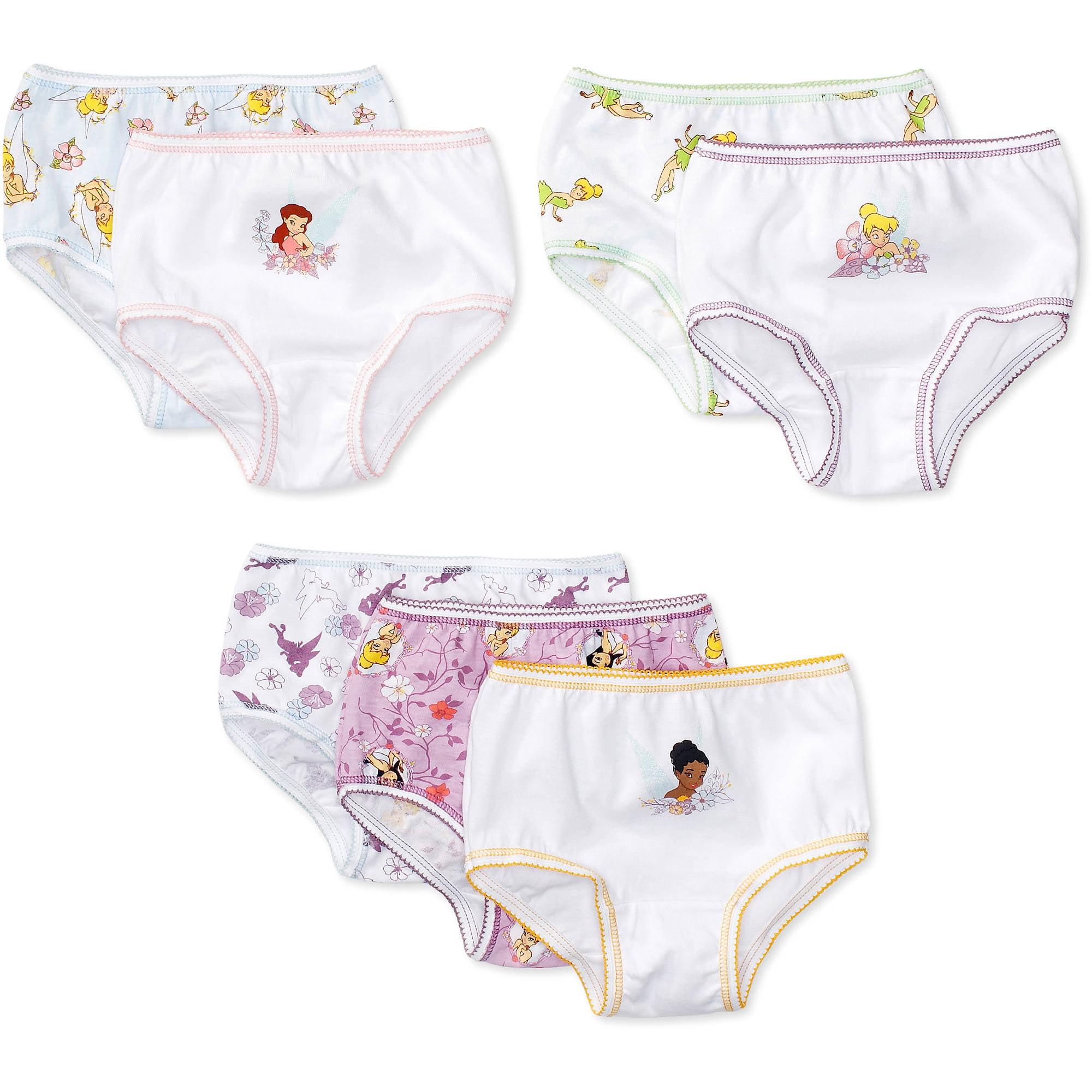 Junior panty model wet