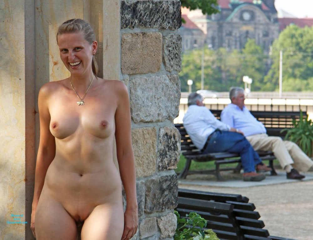 Naked wife public exhibitionist