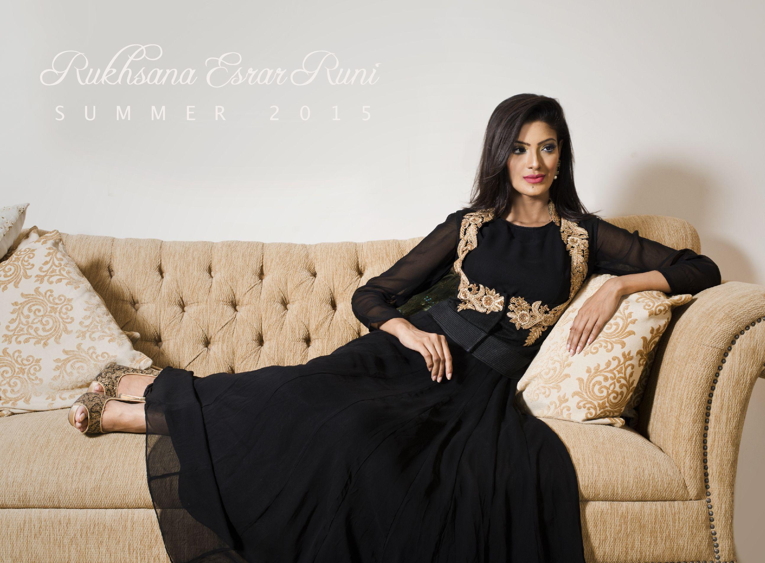 white corset Rukhsana