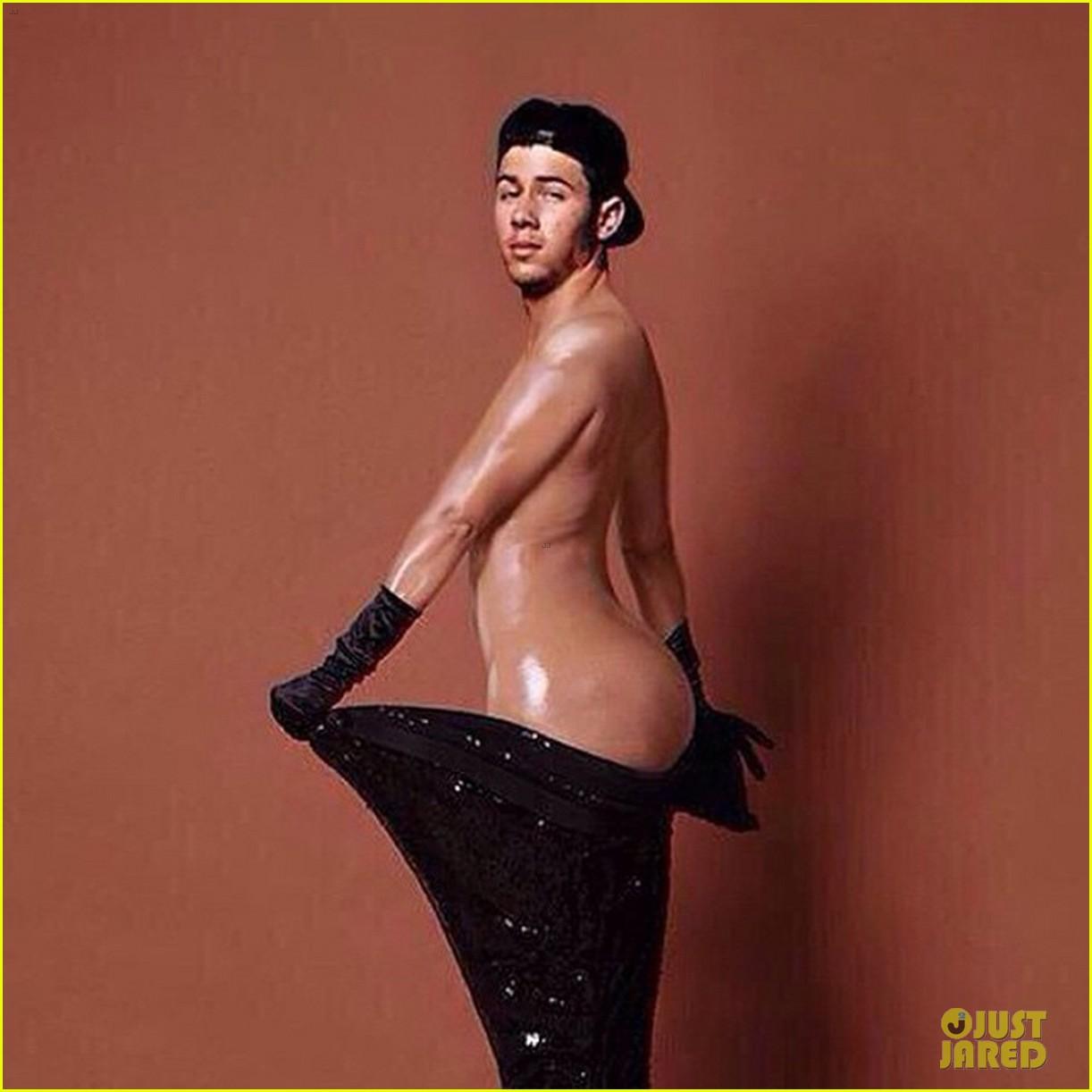 Nick joe jonas naked