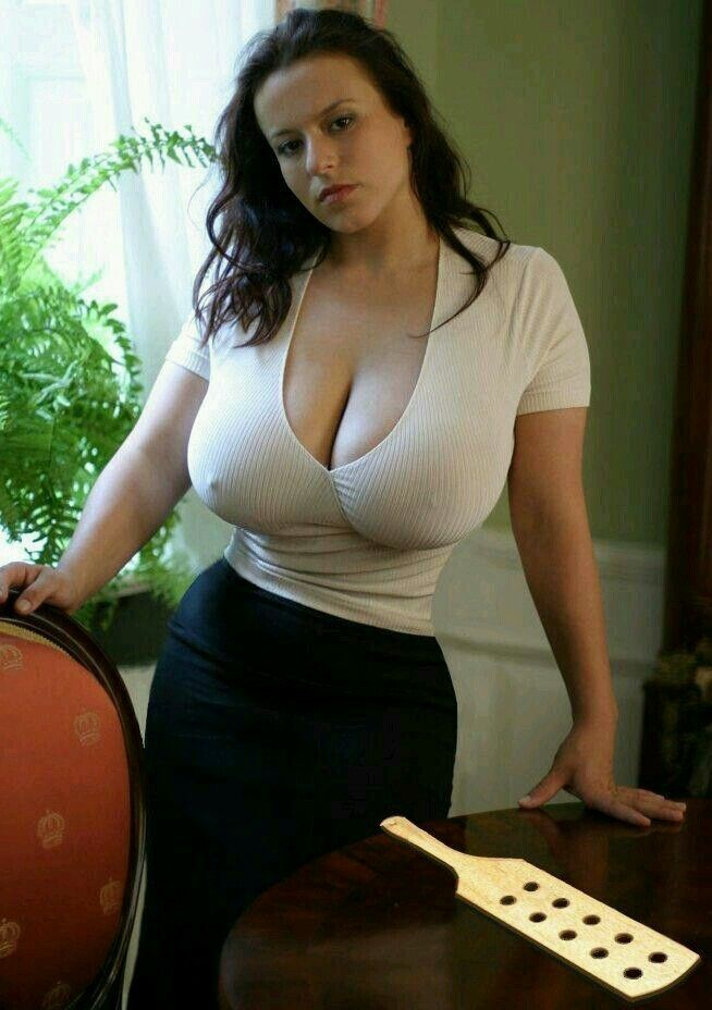 Sexy thick curvy woman