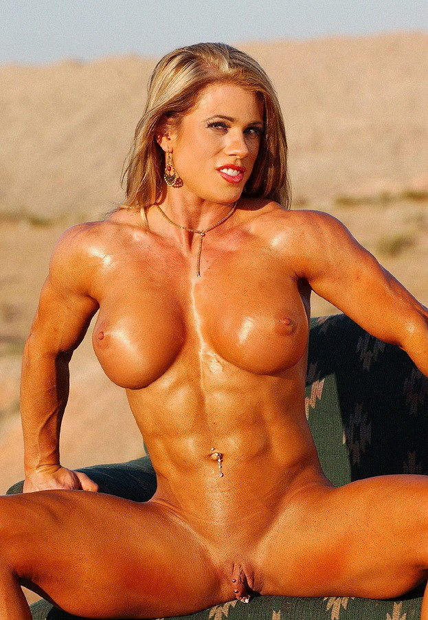 bodybuilders Nude women