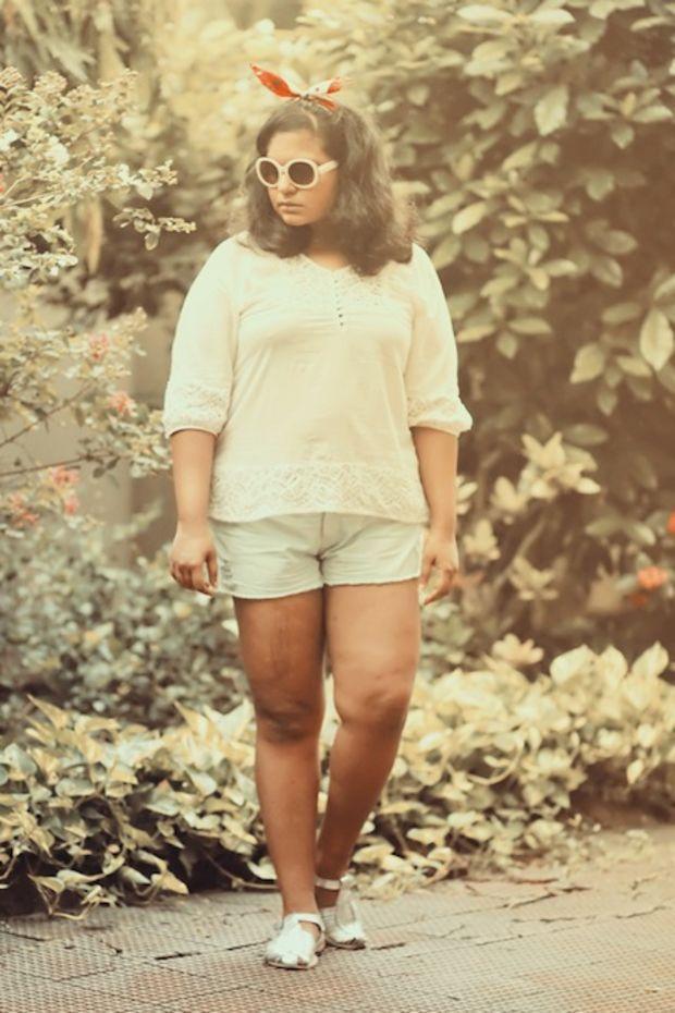 Fat women big legs
