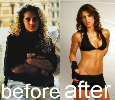 fat Jillian michaels