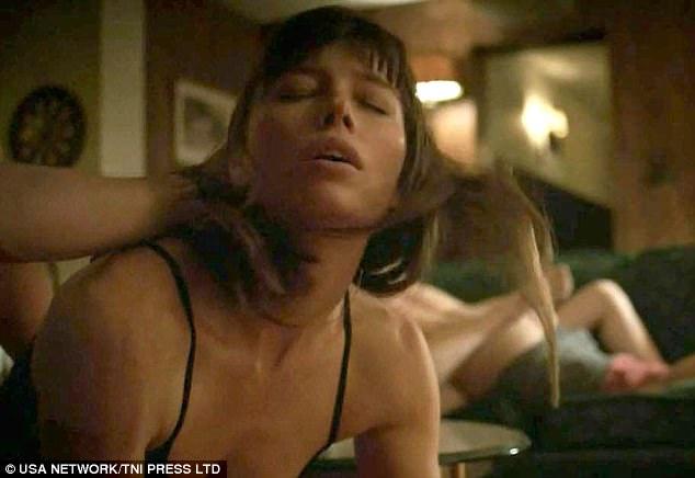 Jessica biel nude sex