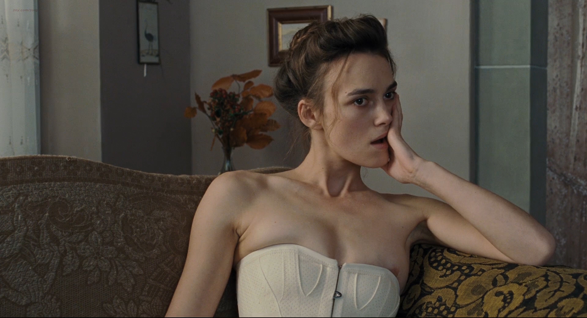 Topless keira knightley nude