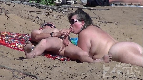 Nudist beach sex public