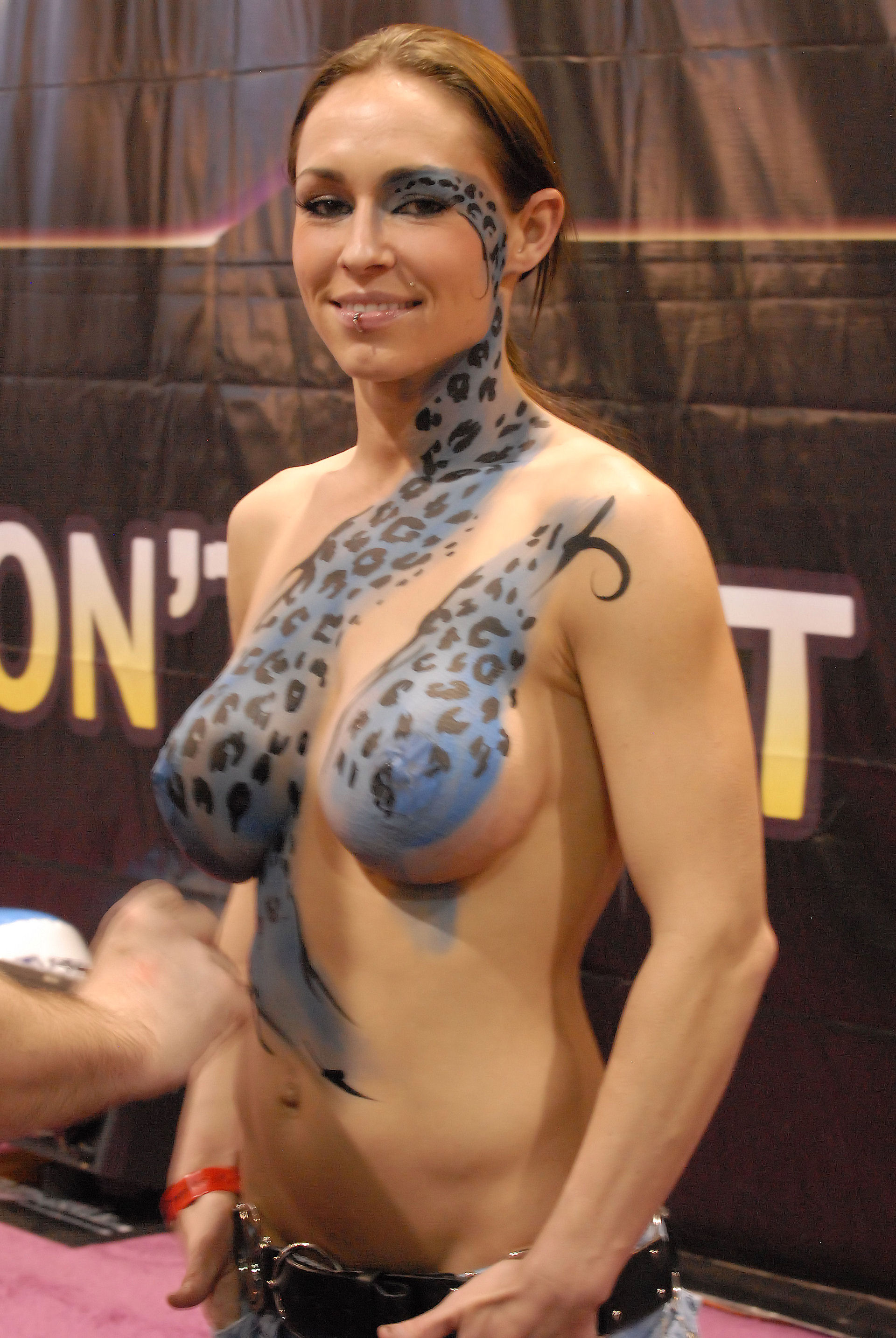 Avn adult entertainment expo nude