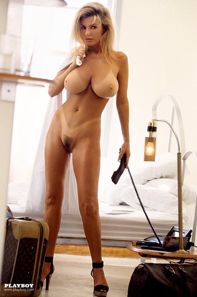 Playboy playmate big boobs nude