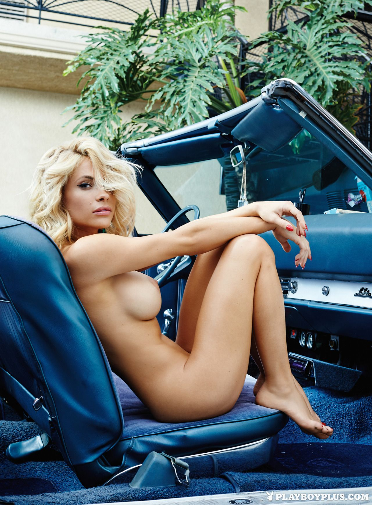 girls cars in sexy Hot naked