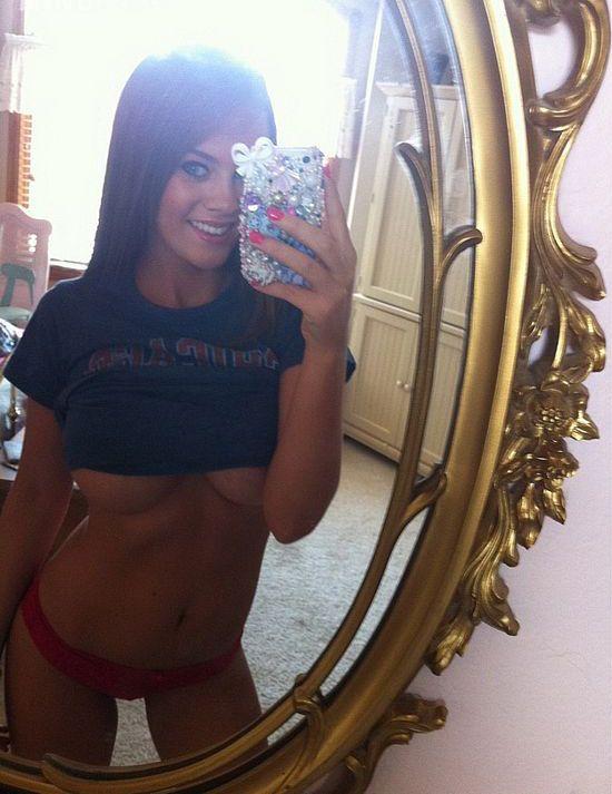 Nude mirror selfies tumblr