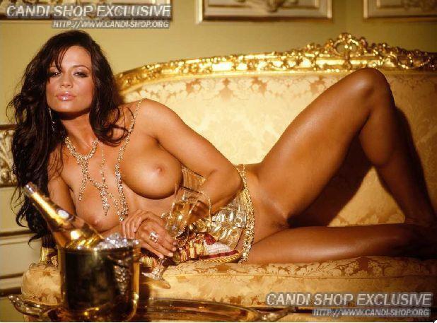 Candice michelle playboy guffey